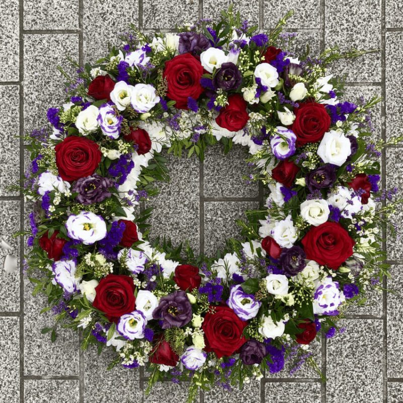 Goodbye Wreath