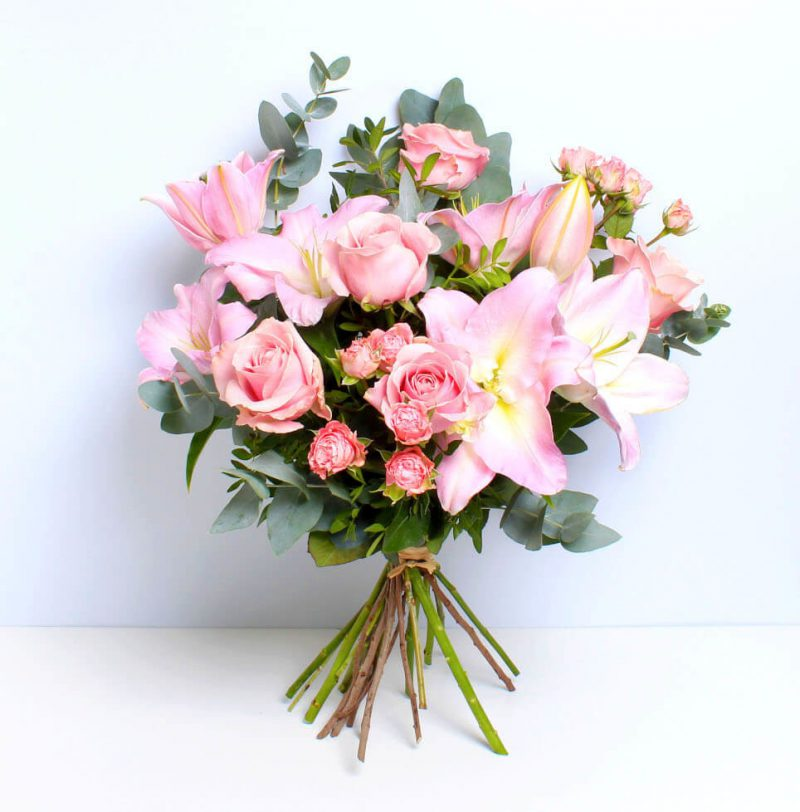 Rose and Lily pink_lr