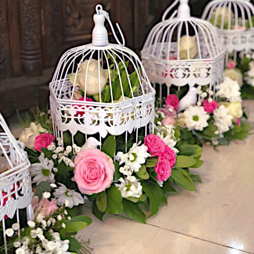 Wedding Package 1 Floral Creation