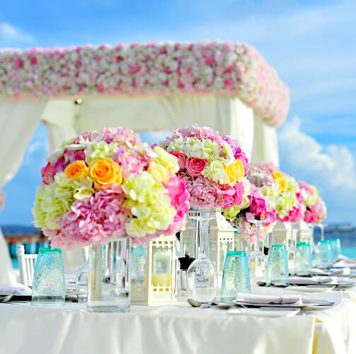 Wedding Package 3 Floral Creation