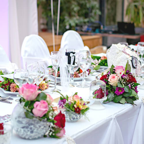 Wedding Package 4 Floral Creation