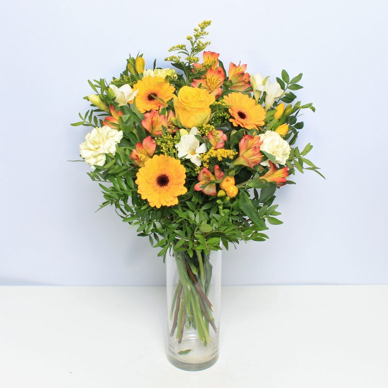 Scented Sunshine Vase Revised